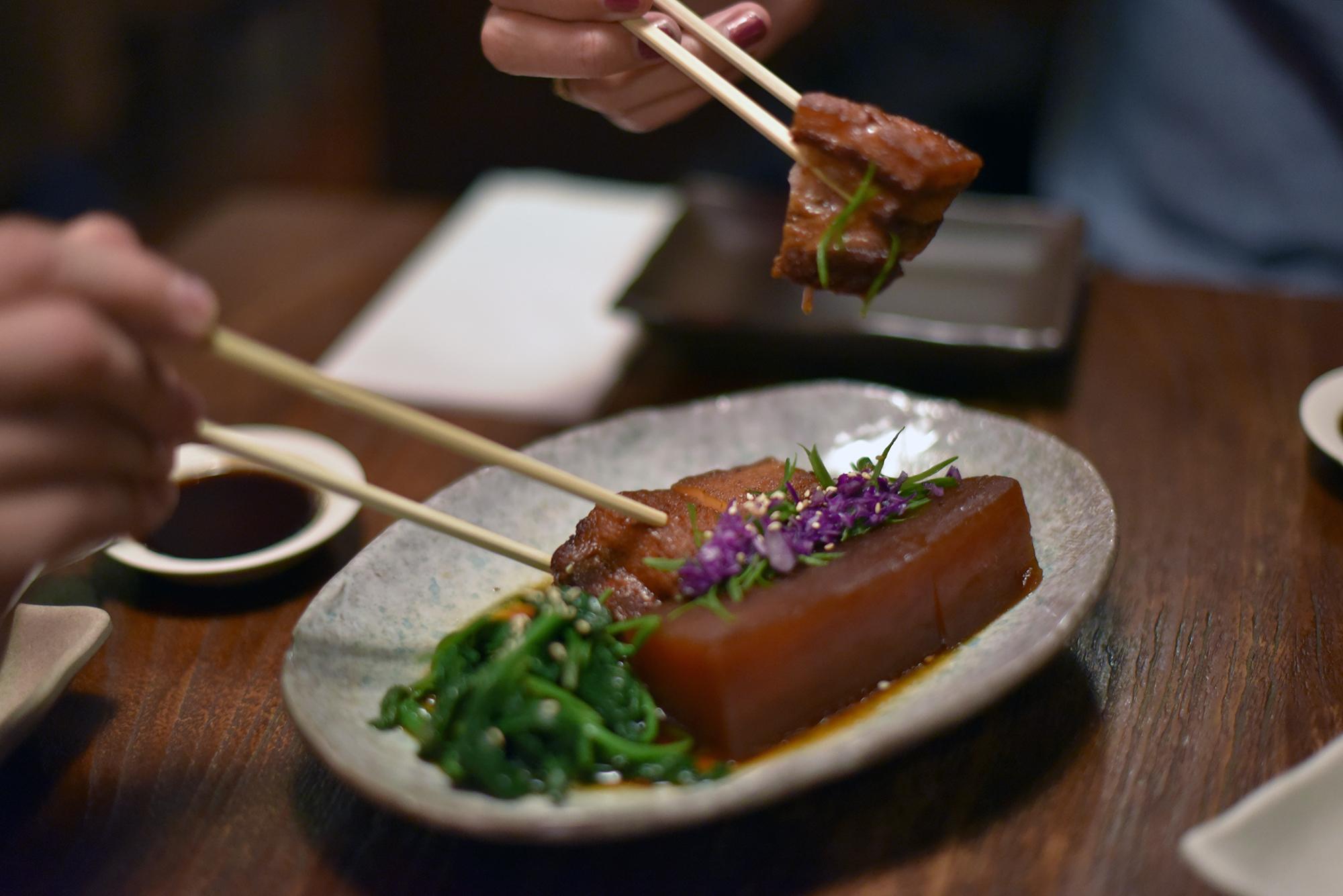 Dinner at Izayaka NoMad