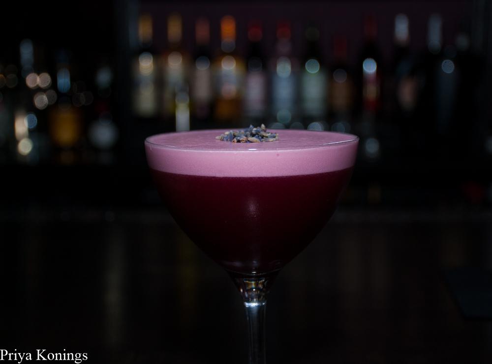 Hank's Cocktail Bar Cocktail Menu