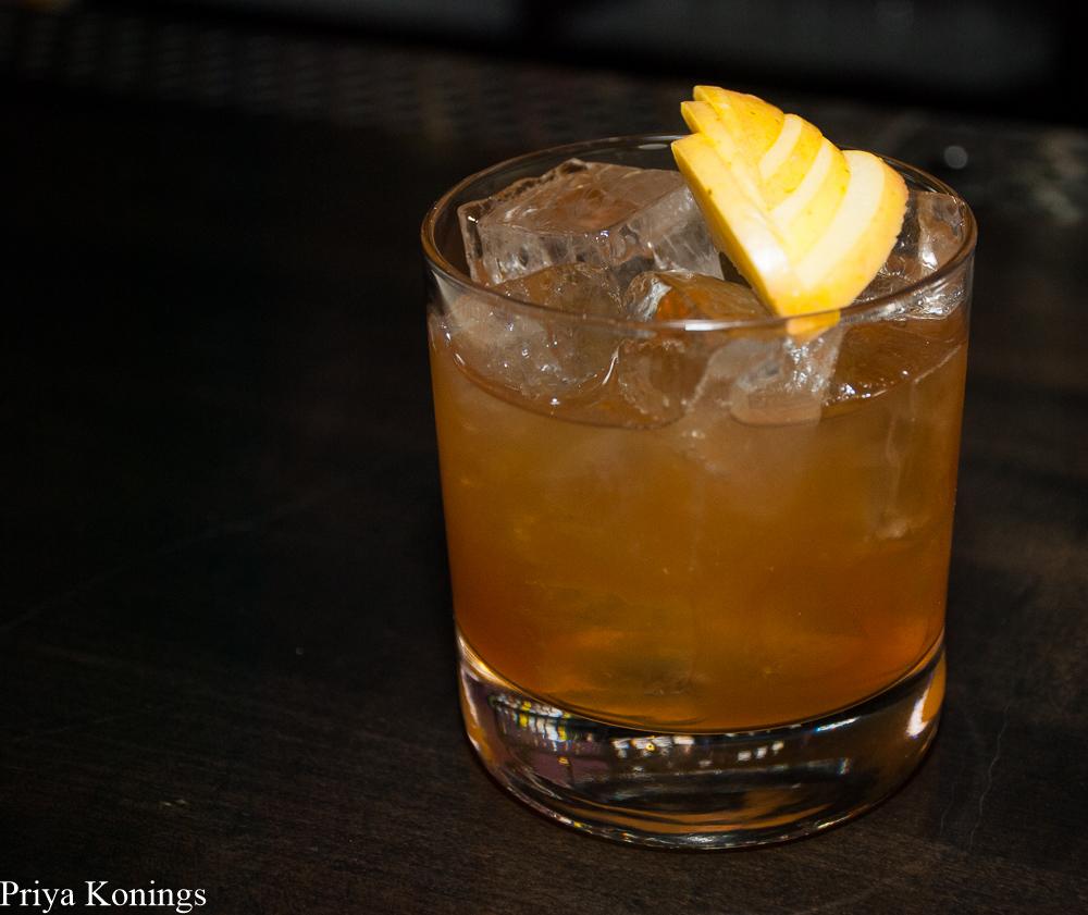Hank's Cocktail Bar Winter Menu
