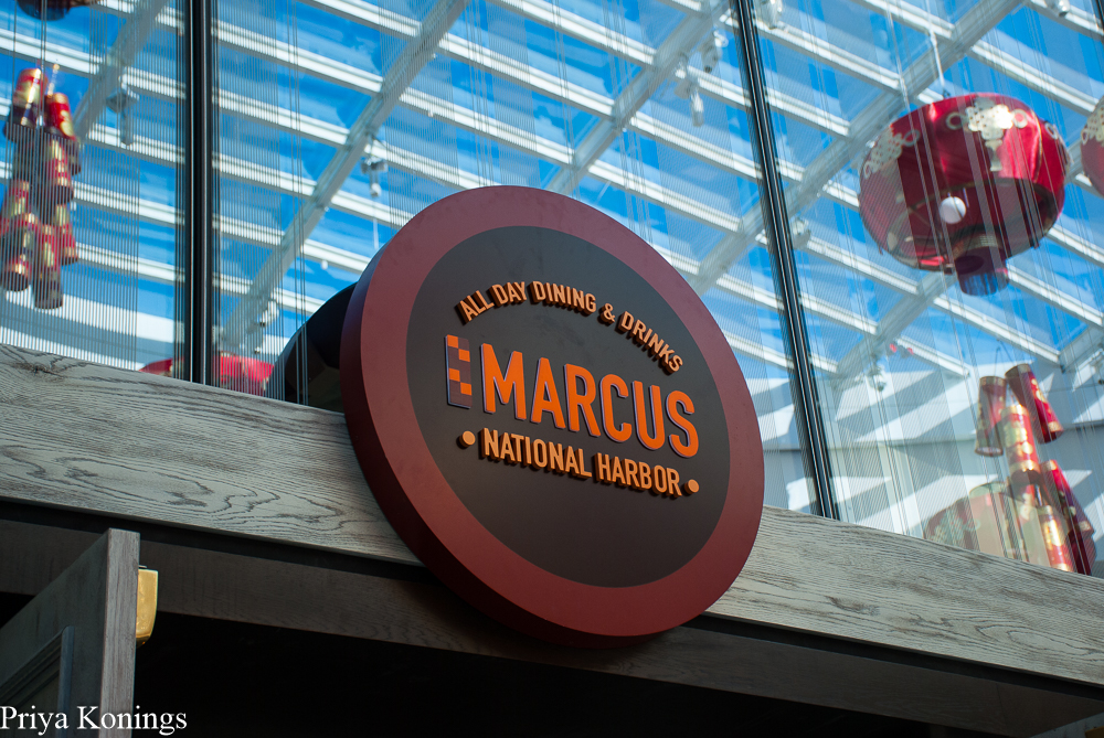 Marcus Restaurant at MGM National Harbor
